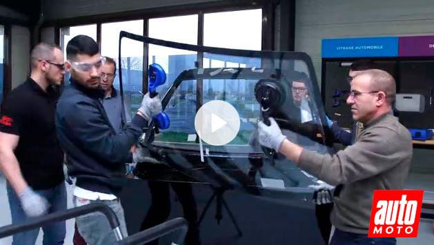 Auto Moto Avril 2020 Glass and Boost Vidéo