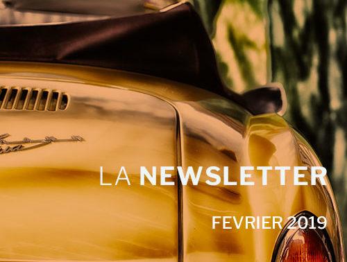 Newsletter Février 2019 - VSF