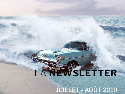Visuel de la Newsletter Juillet & Août 2019 - VSF