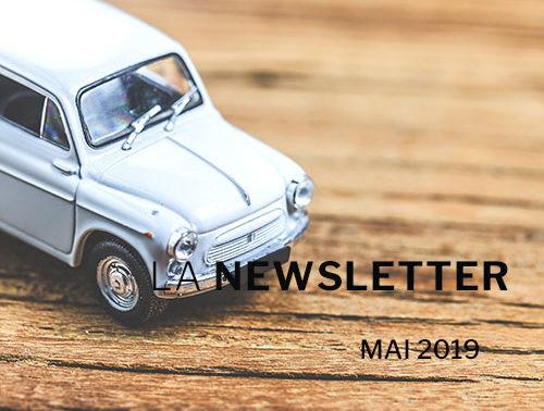 Newsletter Mai 2019 - VSF - Voiture de modelisme