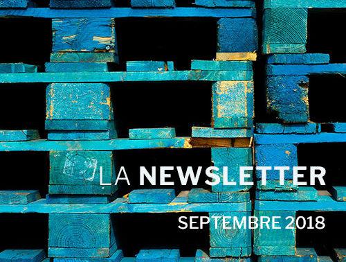 Newsletter Septembre 2018 - VSF, Vitro Service France